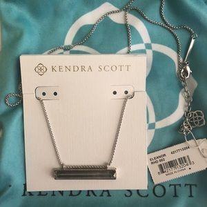NWT Kendra Scott - Eleanor necklace